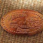 メーターのスーベニアメダル。