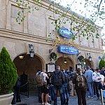 ここがファストパス発券所。スタンバイ入口の右横にあります。