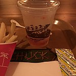 ホットレモンジンジャーカップもシルエット画でいいですね(^o^)