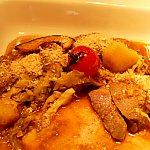 オススメの子羊のロースト〜ブーランジェール風!写真見てたらまた食べたくなって来た・・・
