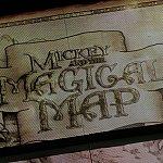 ミッキーとマジカルマップ