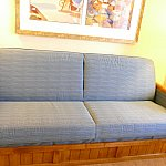 こちらのソファはソファベッドになります!