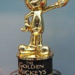 ゴールデングローブ賞ならぬゴールデンミッキー賞(笑)