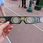 デザートパーティー参加者全員がもらえる3Dメガネ