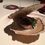 北海道産のホタテだそうです。身が大きく、大変美味しく頂きました!