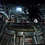 ここがメイン会場の宇宙ステーション