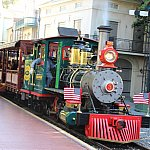 ディズニーランド鉄道