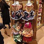セーラー服(99元)、アリエル風衣装(139元)、中国風衣装(139元)