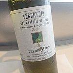 白ワインはイタリアのもの