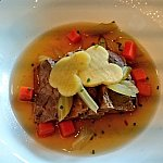 Poached Beef Short Ribs