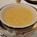 海老入りコーンクリームスープ