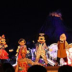 ピノキオ一家はシーには欠かせません!