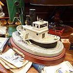 蒸気船ウィリーが!