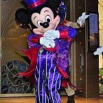 マウスカレード・ダンスパーティーからキレッキレのミッキー!
