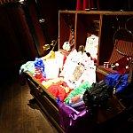 動揺して上手く撮れなかった手品BOX。フロリダならこれでミッキーと遊べるんですけどね。