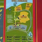 リゾートのマップ