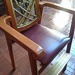 大人一人の利用なのですが、なぜかお子さまの椅子が。