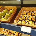ワゾウスキーのパンや、ティガーのパン。