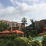 ハワイや沖縄みたいな、日本人が好きなリゾート感です。