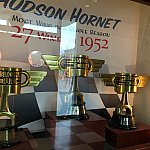 ドックの優勝カップが飾ってあります!