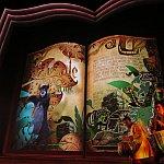 ジャングルブックの物語。バルーは液晶のみ登場です
