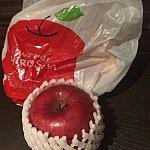 りんご貰えました♪