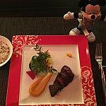 牛ランプの肉グリルです!