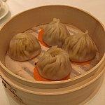 蟹粉小籠包 98香港ドル