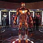 アイアンマン好きなら圧巻の展示かも!?