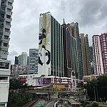 遠くからでも目立つパンダの絵が書いてあります!イオンもあるし、街中なのでかなり便利!