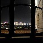 パークビューの部屋からの夜景です✨ベッドに寝転がってこの景色が見られるなんて、贅沢!