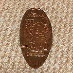 モアナのスーベニアメダル。