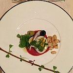ベッラノッテコースの前菜
