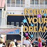 Follow your dreamと Step to shine。ステラルーの次章の予兆でしょうか。