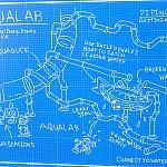 アクアダックとアクアラボの設計図