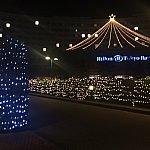 クリスマス時期なのでイルミネーションが素敵でした✨