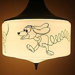 スリンキードックのランプ