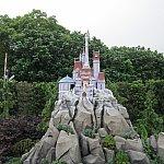 物語の中では、主人公が追い詰められるお城です。