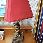 キャプテンミッキーのランプ