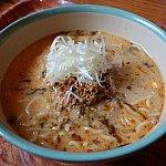 坦坦麺(1010円) オススメ!