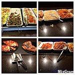 おかず類ですが、ピザからハワイ風チャーハン、パスタやハンバーグなど全てがとっても美味しかったです。