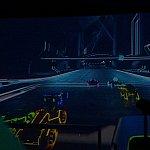 カーレースはゲームセンターにあるような感じ、座席の色と車体のラインの色なので操作する車がどれかわからなくなることはなさそう