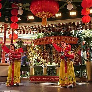韓国舞踊。