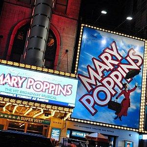 滞在日数の都合上、1作品しか見る時間がなかったですが「メリー・ポピンズ」にして大正解でした!