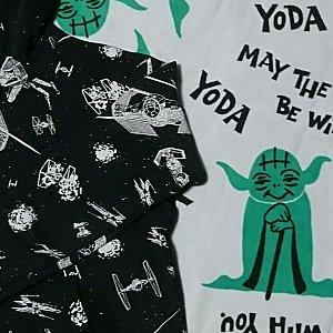 Wow! Jesus! Master Yoda!