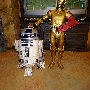 R2D2&C3PO