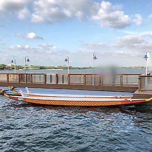 端午節のボート