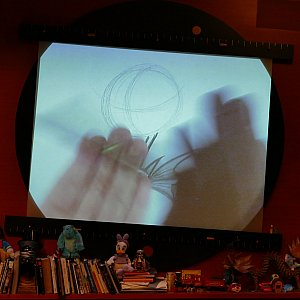 アニメーターさんって本当に凄い!サササッと描いちゃうんです!
