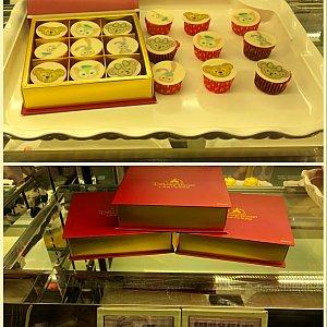ミニカップケーキセット 68元