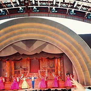 約20年前に初鑑賞ステージ様子